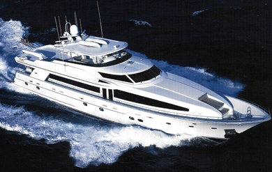 Motor yacht Olga
